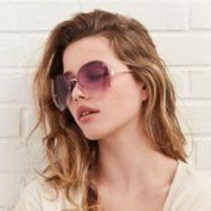 Urban Outfitters Disco Queen Sunglasses